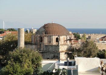 Mezquita del Pasá Retzep, Rodas