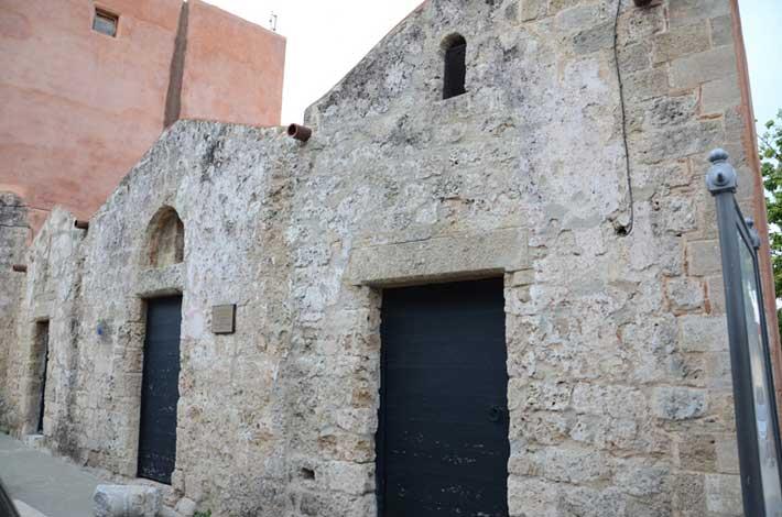 Iglesia de Agia Ekaterini, Rodas