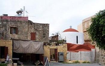 Iglesia de Agios Fanourios, Rodas