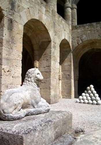 Museo Arqueologico de Rodas | El León