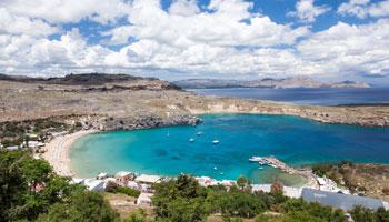 Playas de Rodas. Playa de Vlycha