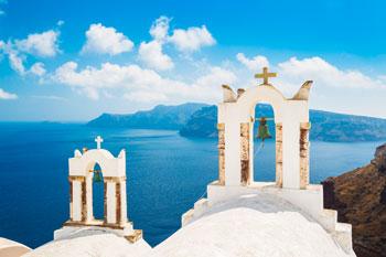 Santorini Grecia Grecotour