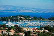 Puerto náutico de Gouvia, Corfu
