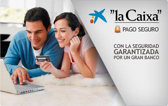 Pago Seguro por Internet, CyberPac CaixaBank