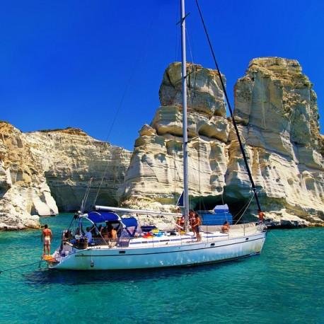 07DIAS Velero Islas Griegas Cícladas - Grecia - Por Plazas