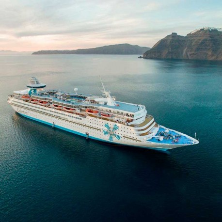 Viaje Atenas Crucero Islas Griegas 4 Días