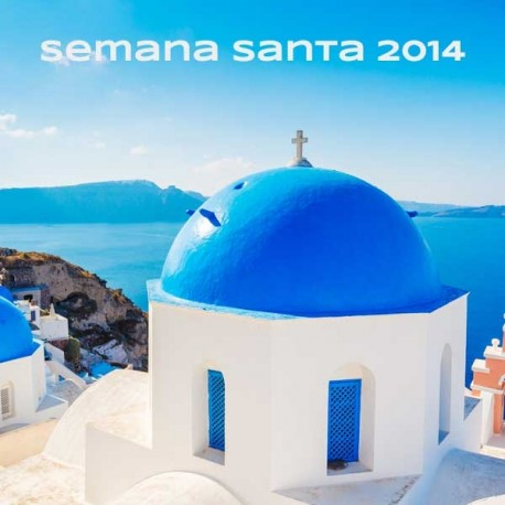 Viaje a Atenas y Santorini   8 Días   Oferta Especial Semana Santa 2014 desde Madrid